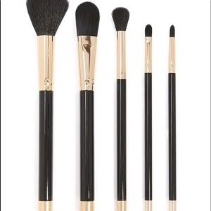NWT makeup brush set